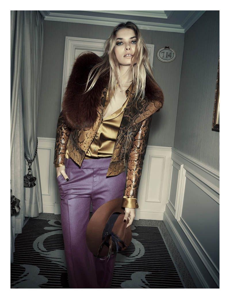 Jess Hart: Elle Spain, August 2011 > photo 179515 > fashion picture