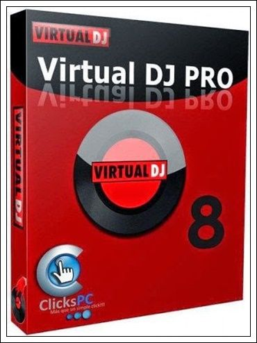 descargar virtual dj 8 pro full español + crack mac