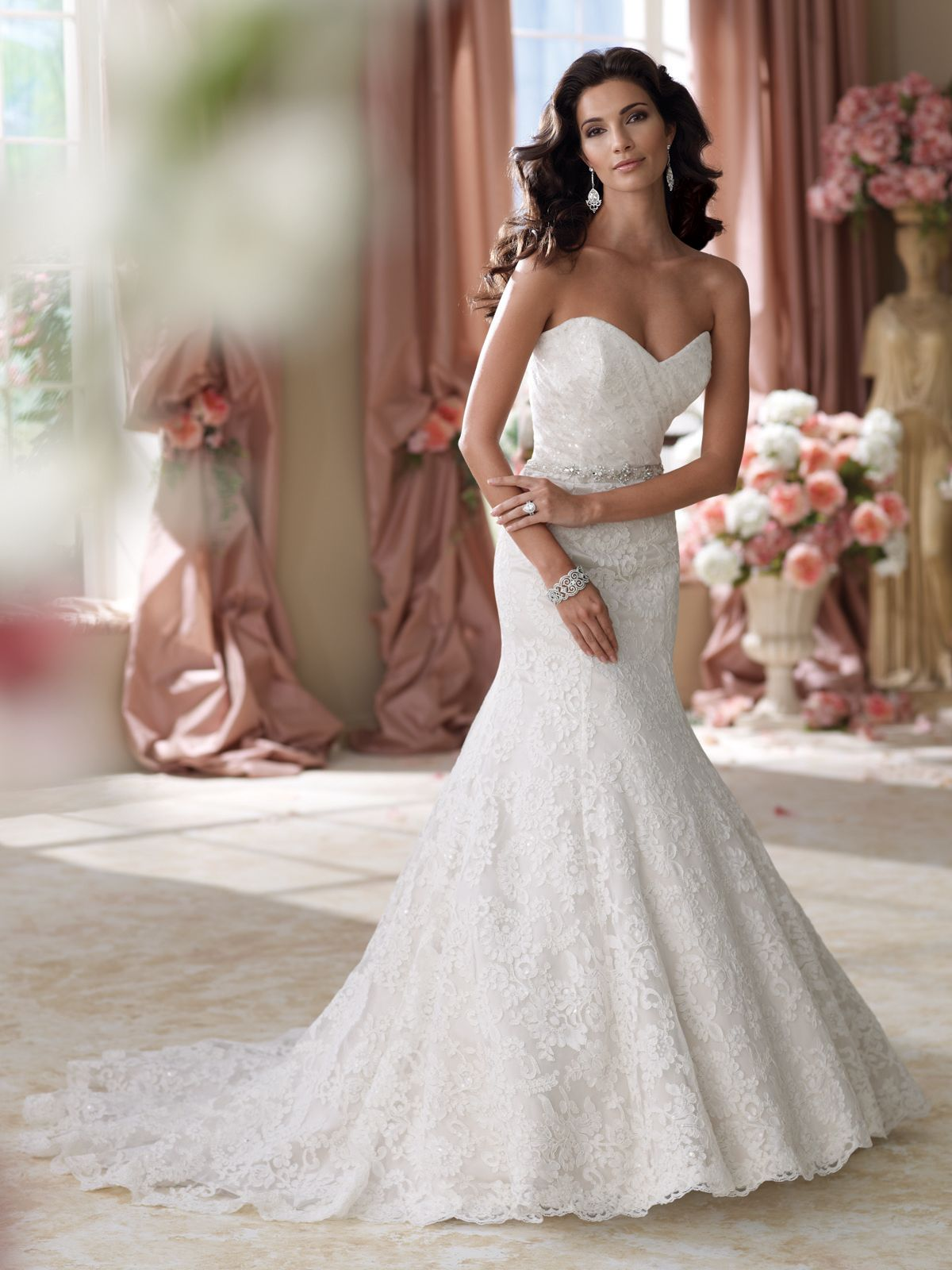 Mon cheri wedding dresses spring 2018 ready