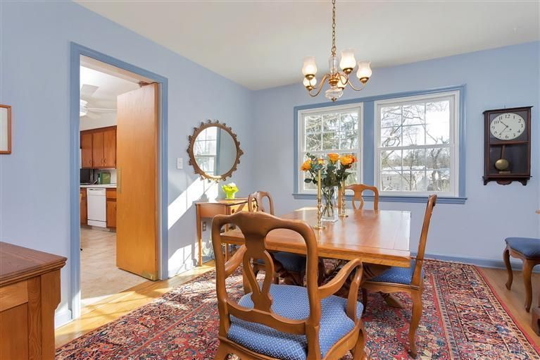SCARSDALE, NY -- JUST LISTED Lovingly Maintained Home, located in the Edgewood section of Scarsdale. Bright and Sunny Rooms with Hardwood Floors throughout. Updates include; New Windows-Heating Unit w/Humidifier & Central Air. 1 Car Garage with Extra Large Driveway. Home sits on 0.23 Acres. Move Right In!!