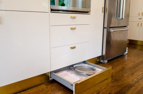 toe-kick drawers ikea kitchen hack   Kitchen Design   Pinterest ...