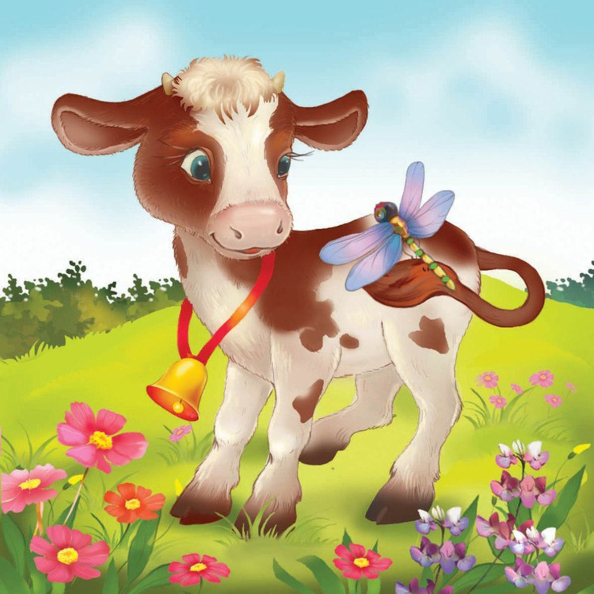 фото стихи поздравление от коровы настоящее время гиберт