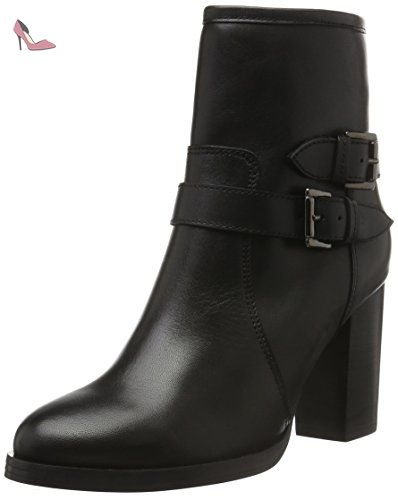 Buffalo B118A 46 P1735A, Bottes Classiques Femme, Noir (Black 01), 41 EU