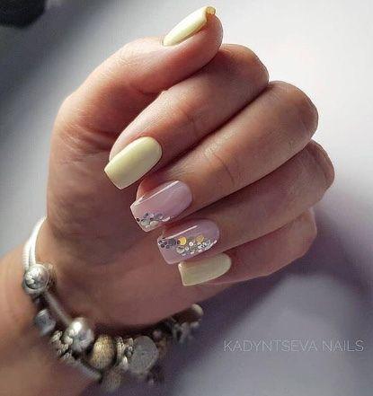 Маникюр | Nails | Дизайнерские ногти, Красивые ногти ...