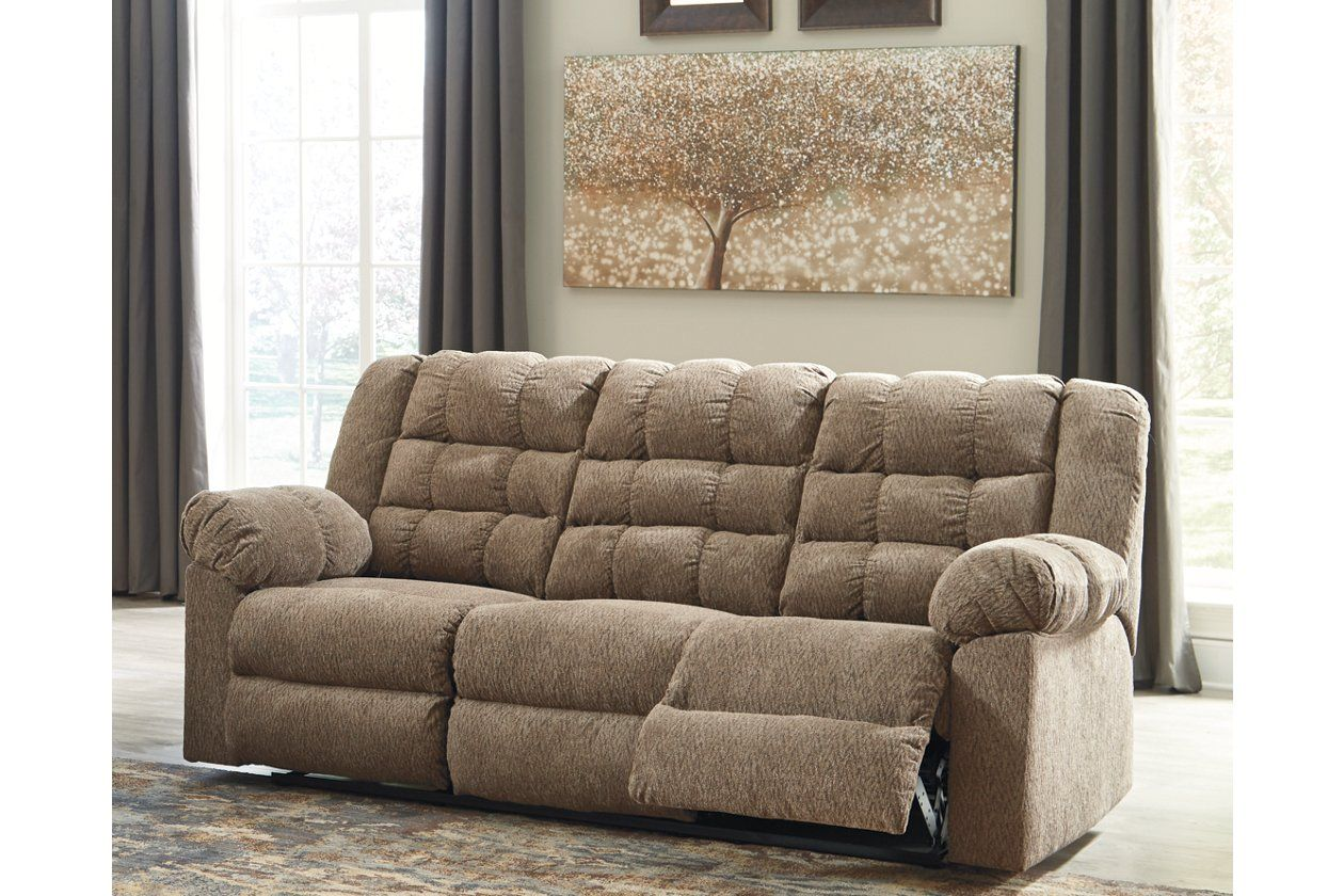Workhorse Reclining Sofa Ashley Furniture Homestore In 2020