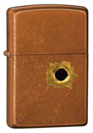 Zippo Lighter Toffee Bullet Hole Pocket Lighter Craftsmanship Windproof Design 33 97 Zippo Lighter Zippo Lighter Lighter