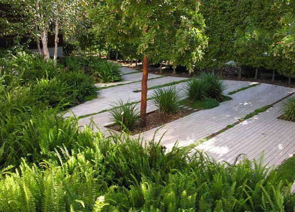 Landscape Architecture By Conger Moss Guillard Plastolux Amenagement Jardin Idee Amenagement Jardin Jardin Moderne