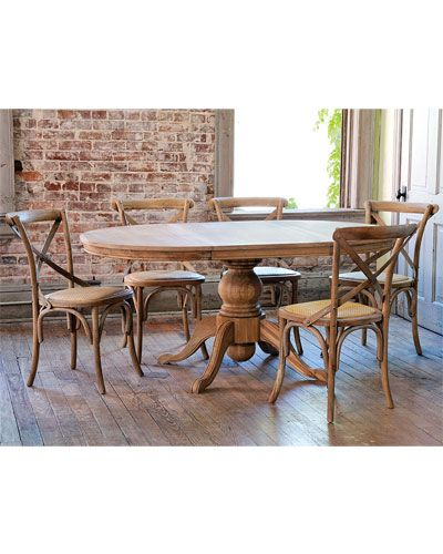 Ivy Hill Apartments: Park Hill Pedestal Table With Extension