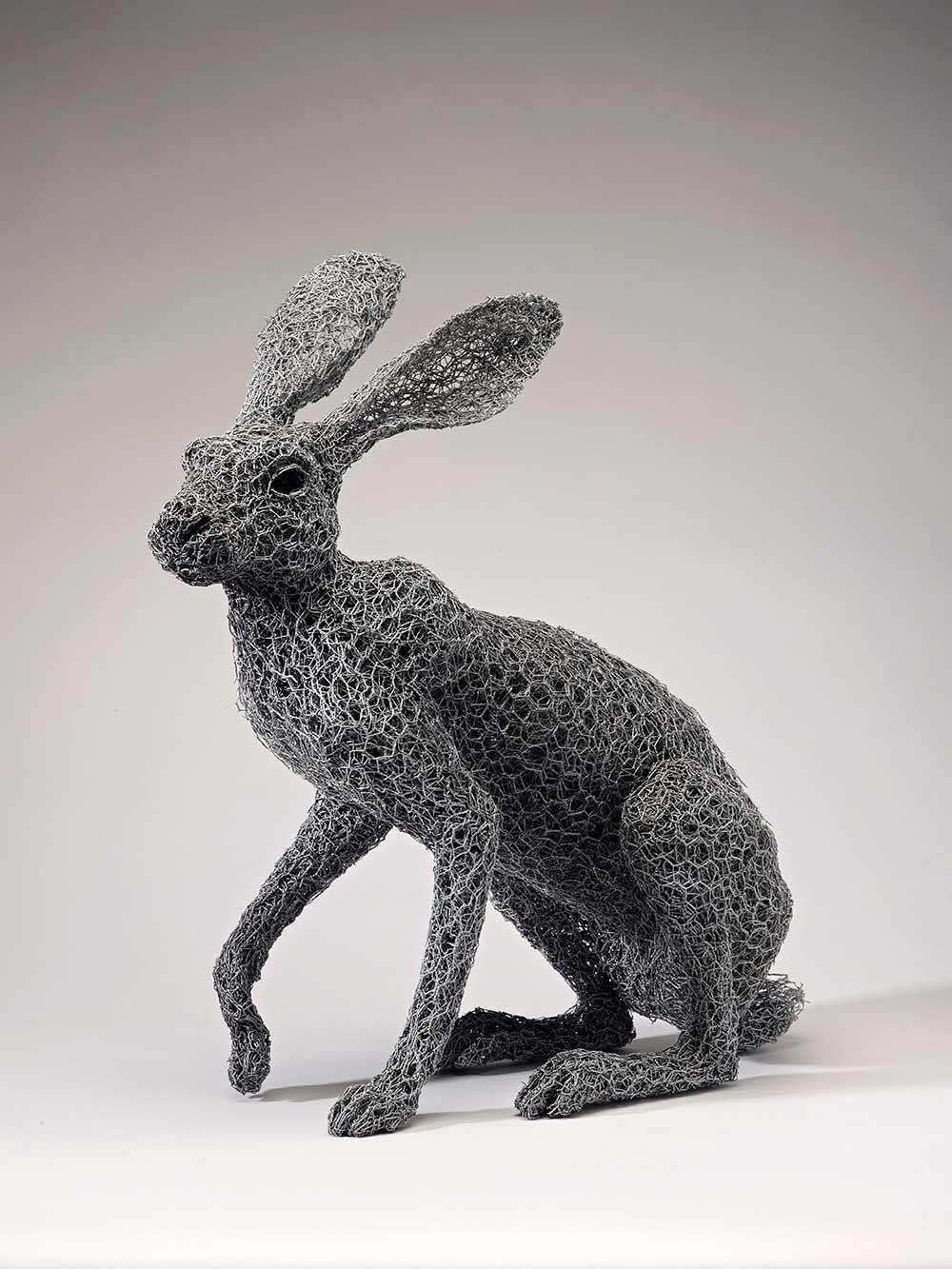 Kendra Haste - http://www.laregalerie.fr/les-saisissantes-sculptures ...