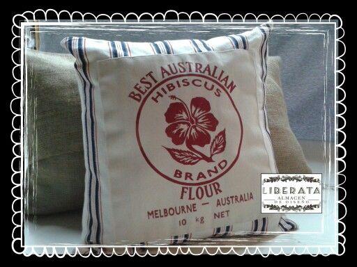 Australian Flour.  Follow us on Facebook