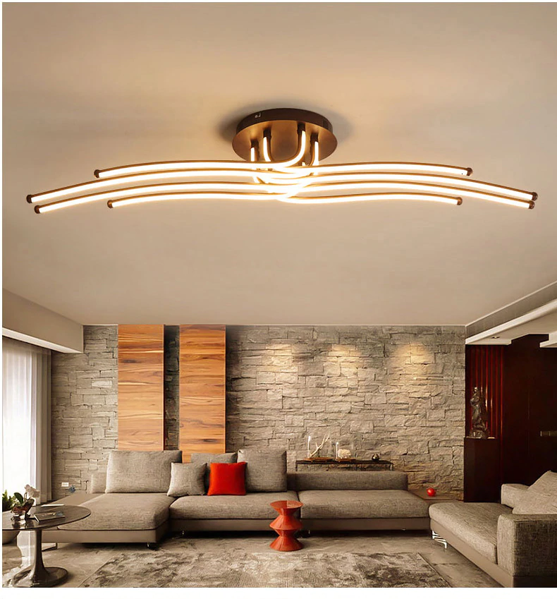 Home Decoration Ceiling Fixtures With Remote Control In 2020