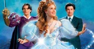 Película Encantada. La historia de Giselle
