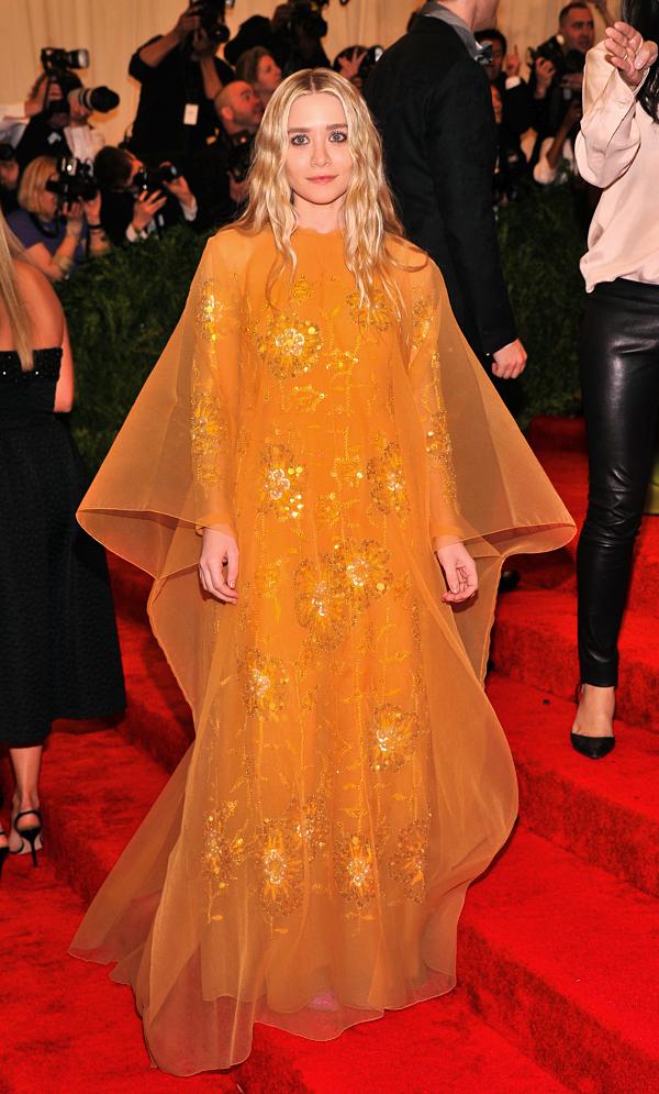 Image result for Ashley Olsen in Dior, 2013