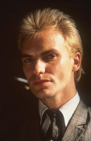 Photos Of Sting In The 80s Sting Then Then Now Sexiest
