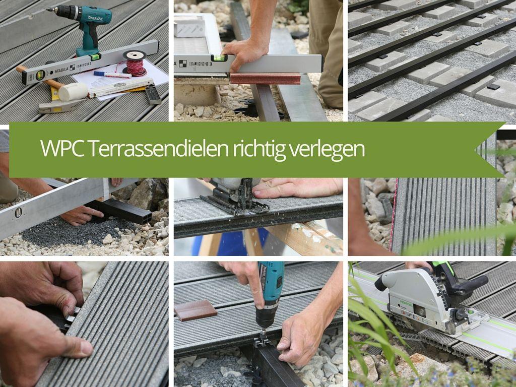 Schritt Fur Schritt Anleitung Zum Verlegen Von Wpc Terrassenboden
