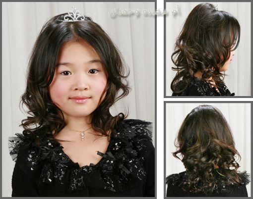 قصات وتسريحات اطفال كورية صور تسريحات للاطفال كورية وصينية ويابانية احلى صور تسريحات كورية للاطفال روعة Fashion Pearl Earrings Korean