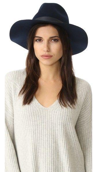 f5965aab Wide Brim Fedora | My Style | Wide brim fedora, Rag, bone, Hats