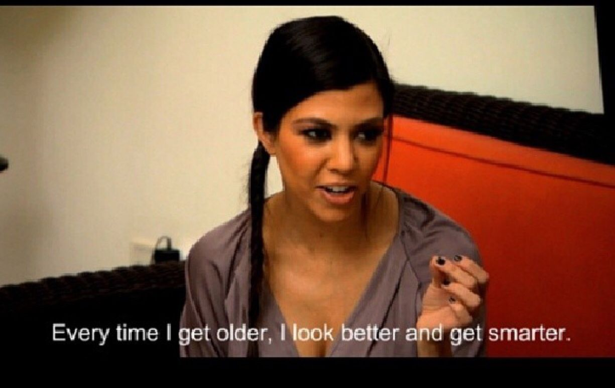 Kourtney Kardashian Quote Kardashian quotes, Kardashian
