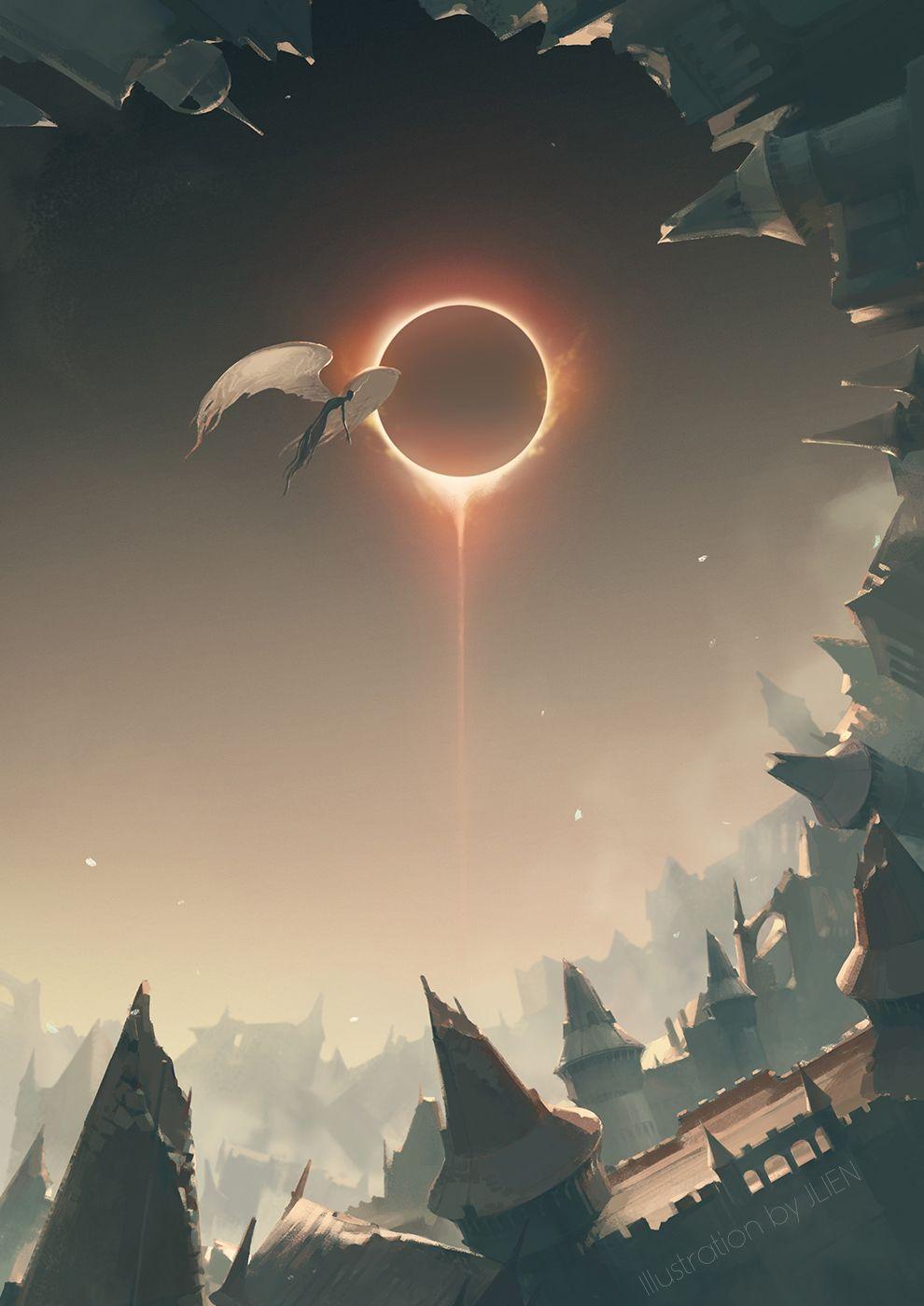 Dark Souls Iii The Ringed City Dreg Heap By Jlien Dark Souls