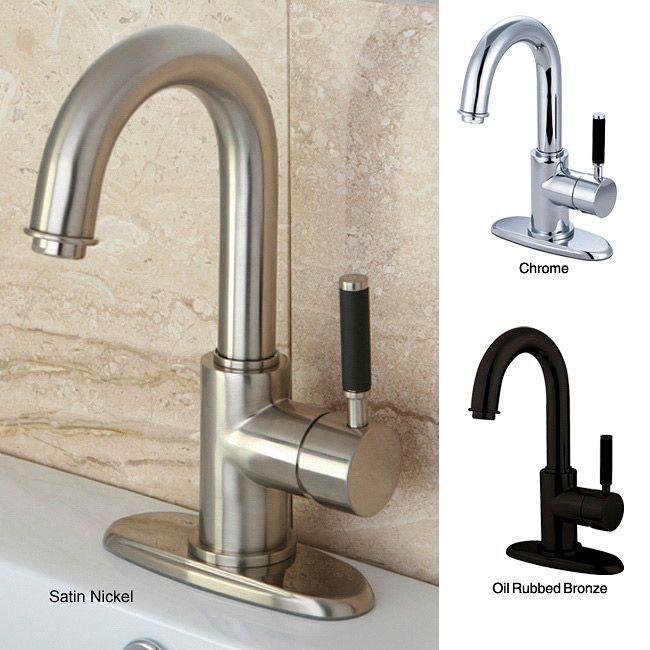 Kaiser Single Handle Bathroom Faucet - Overstock™ Shopping - Great ...