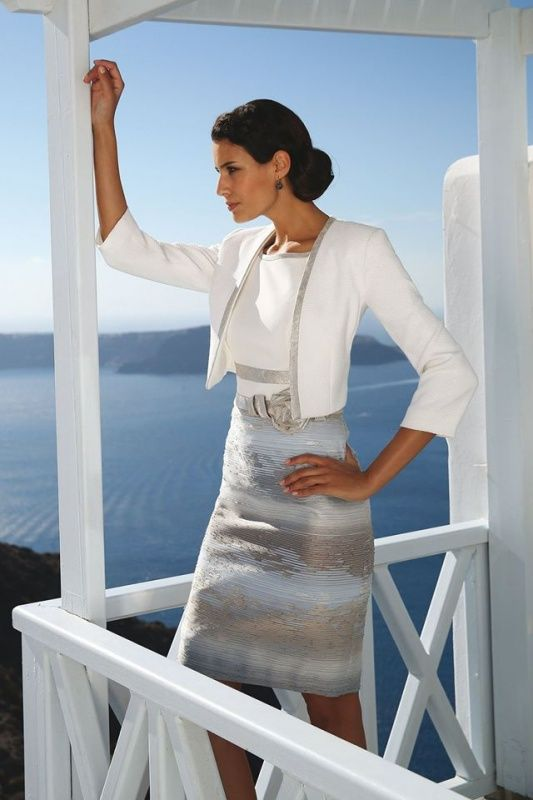 Occasion robe cocktail linea raffaelli