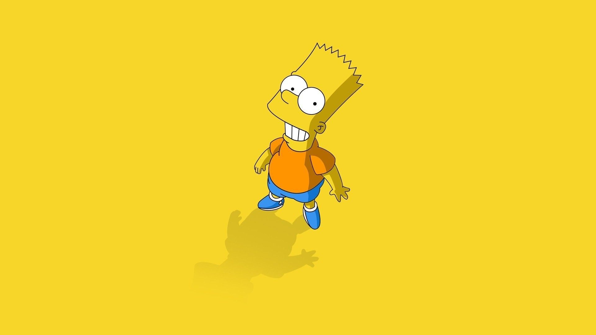 1920x1080 Bart Simpson Wallpapers In 2019 Bart Simpson
