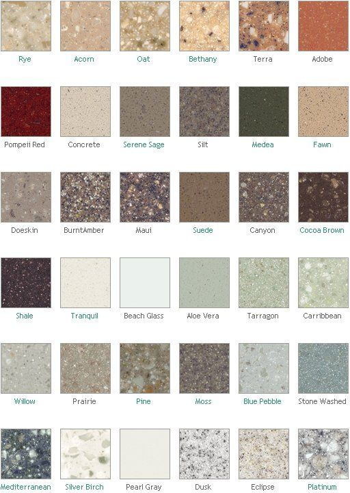 Dupont Corian Countertop Colors Countertop Colours Corian Bathroom