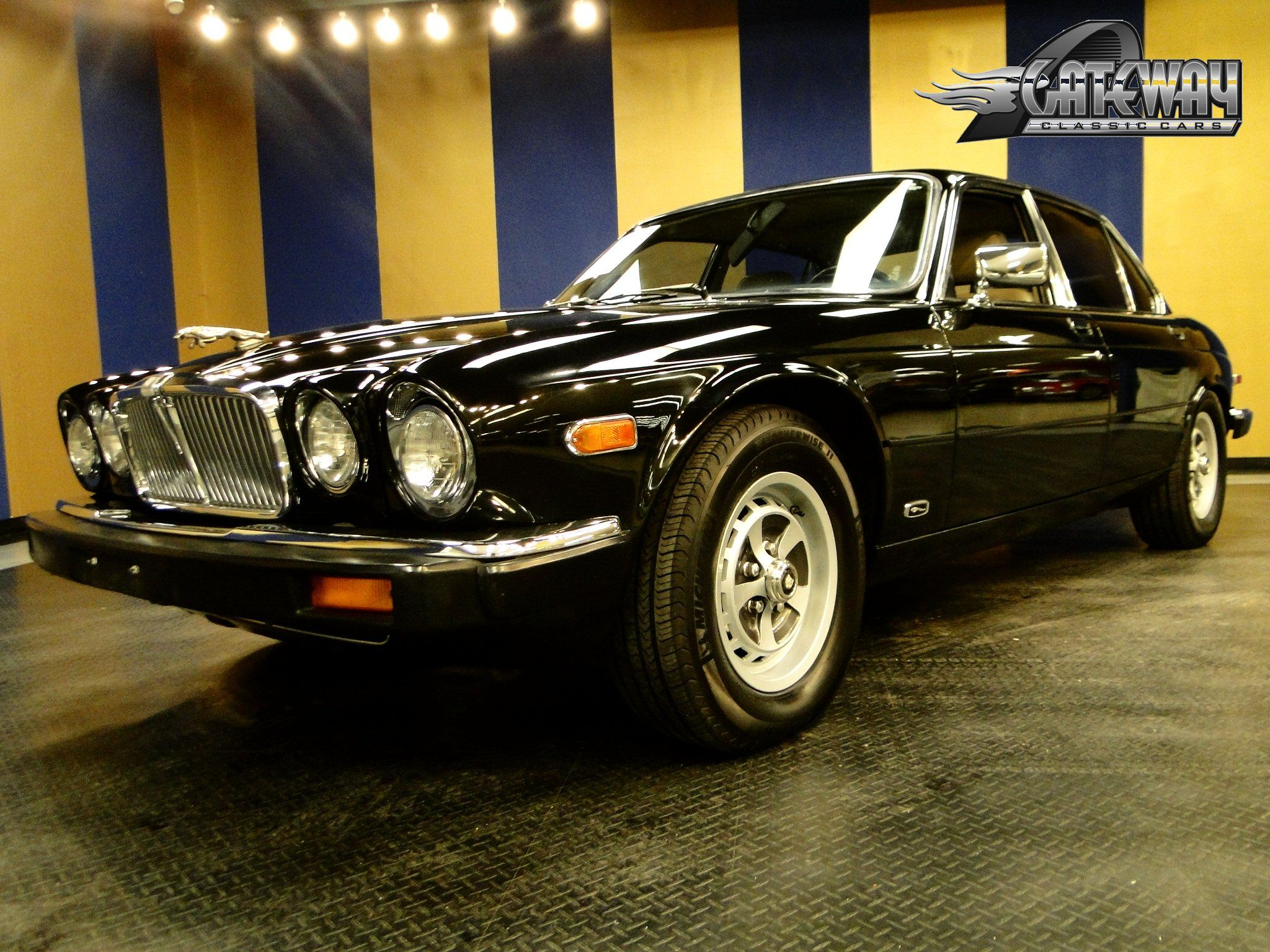 1987 jaguar xj6 vanden plas for sale