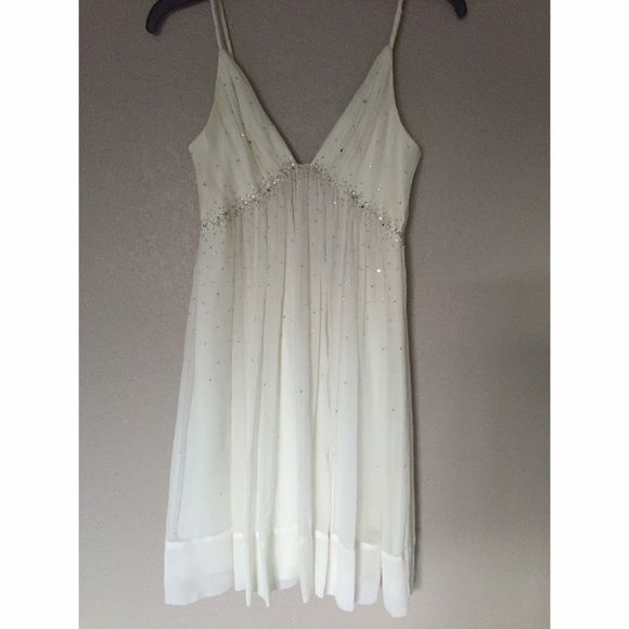 Taylor Swift Cinderella white cocktail dress