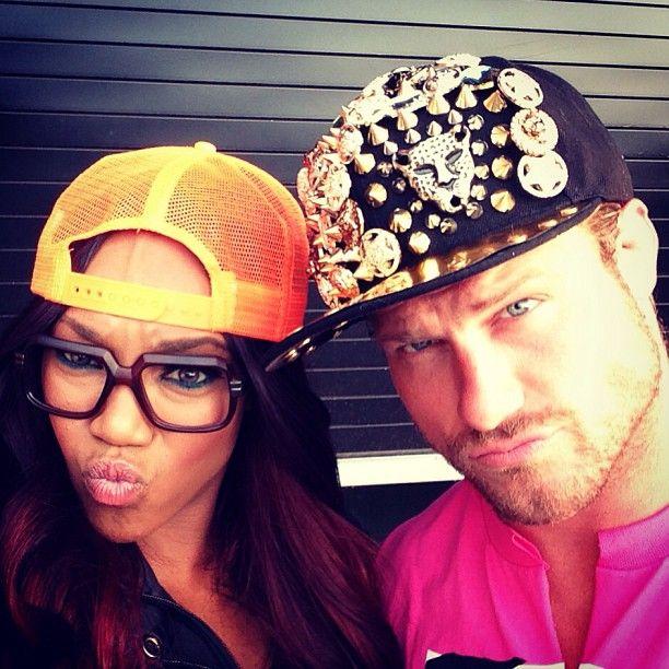 Alicia Fox And Dean Ambrose Alicia Fox & Dolph...