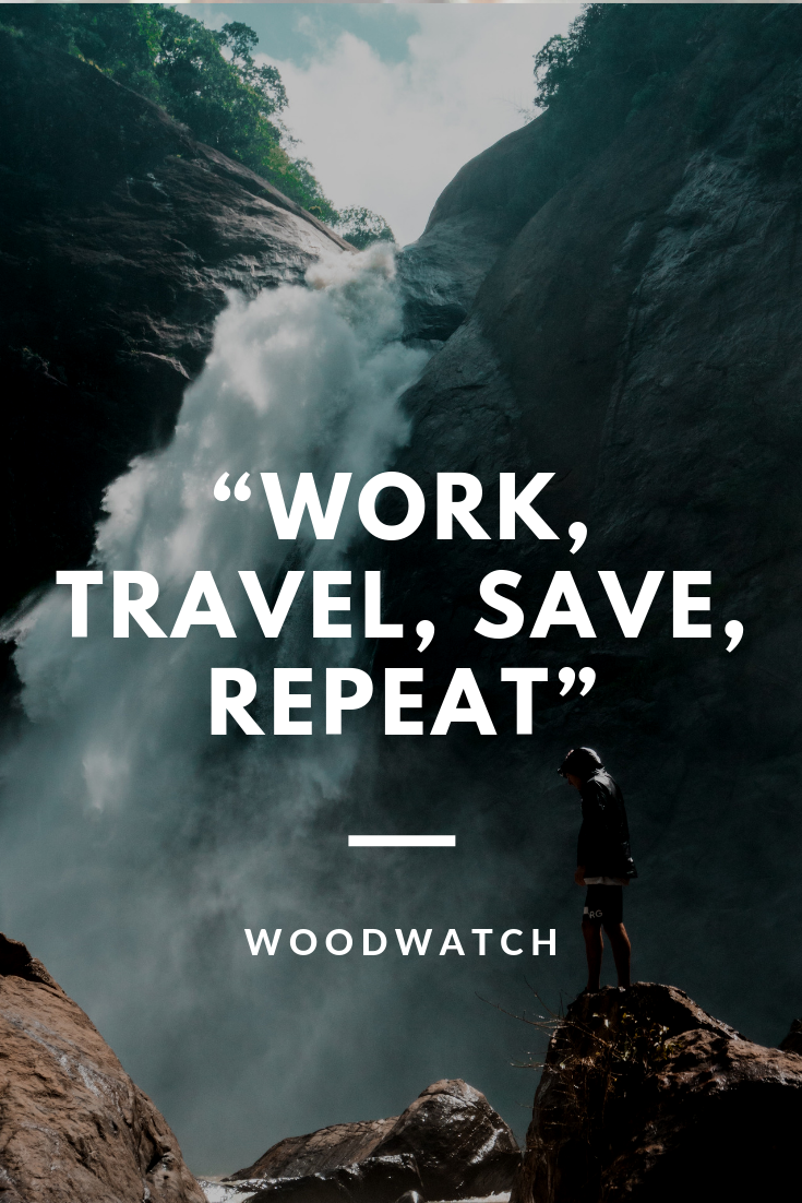 Travel quotes by WoodWatch, explore to create! | Travel ...