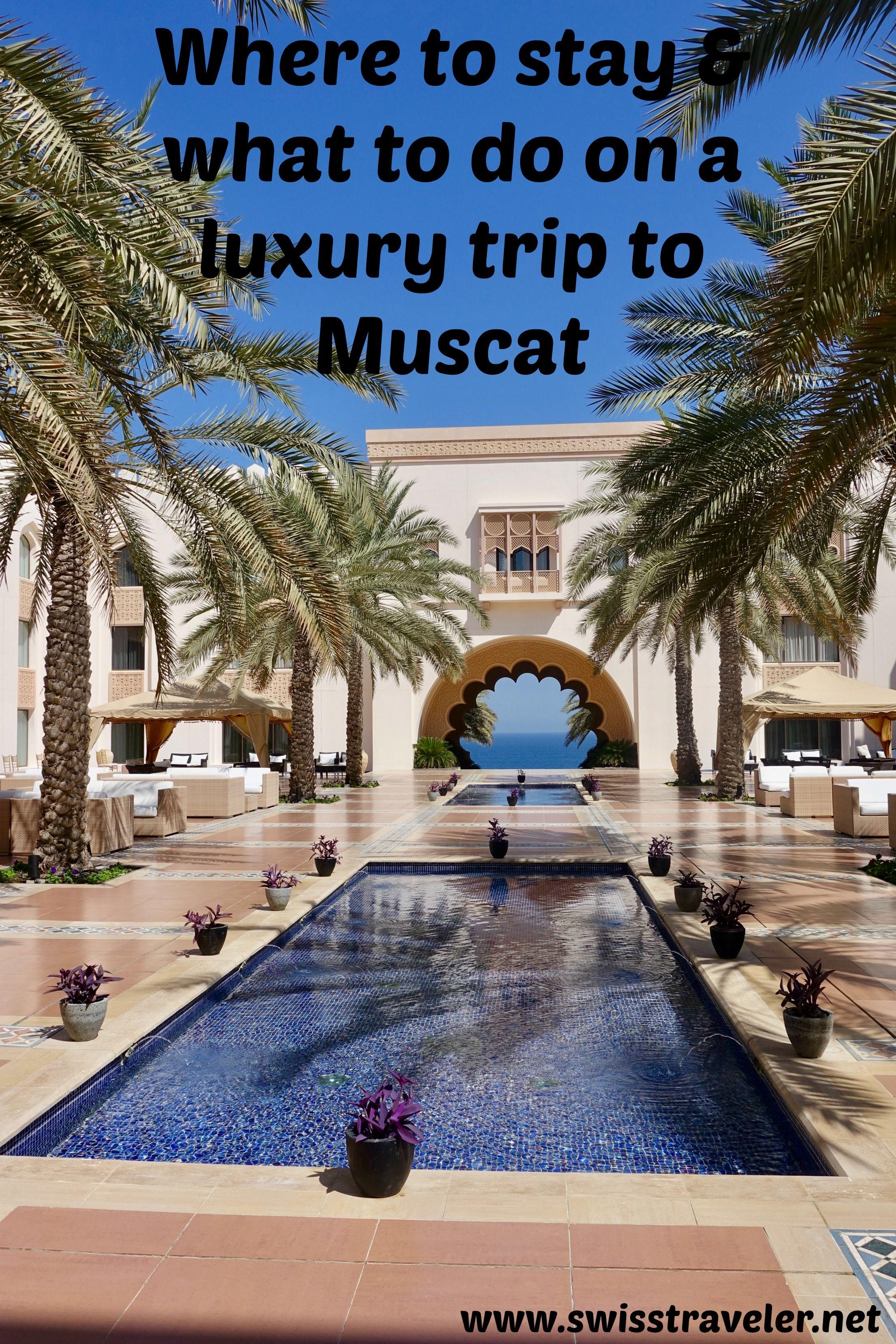 Muscat Oman Arabian Nights Delights In Oman S Capital