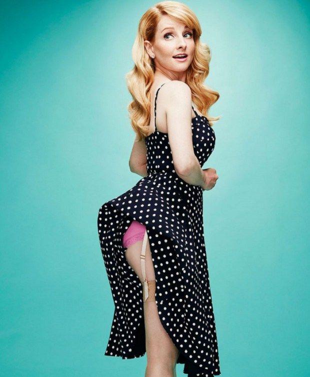 Melissa Rauch | Beautiful!!! | Pinterest