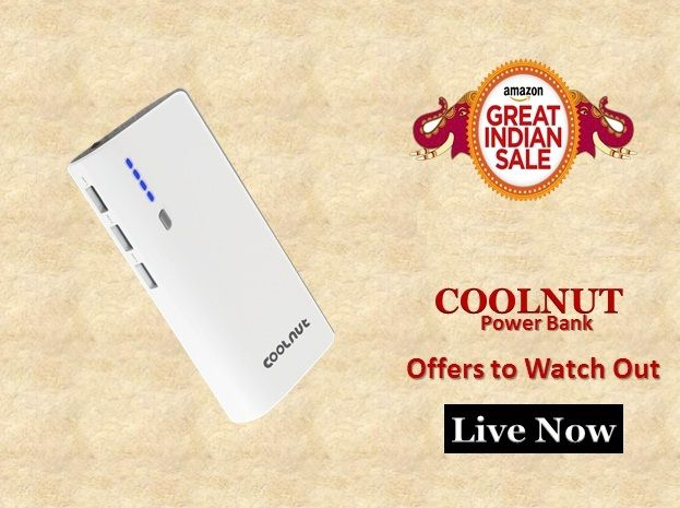 #Amazon_Great_Indian_Freedom_Sale_LIVE GET Up to 80% OFF on Power Banks http://www.amazon.in/dp/B01LW3WMY9 #powerbank #offer #deal #freedomsale #greatindiansale #coupon # couponcode #powerbanks #electronic