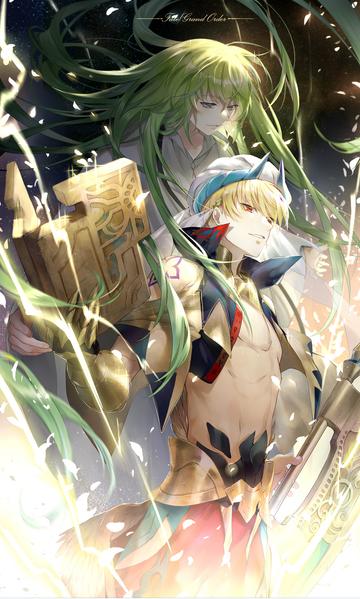 #Fate/GrandOrder 王に祝福と祈りを - Ekita玄のイラスト - pixiv