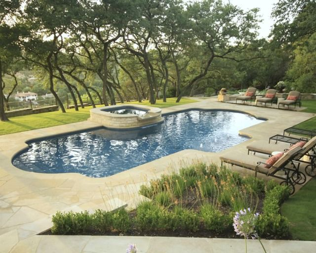 Swoon Worthy Swimming Pools The Scout Guide Formal Gardens Pool Landscaping Garden Pool