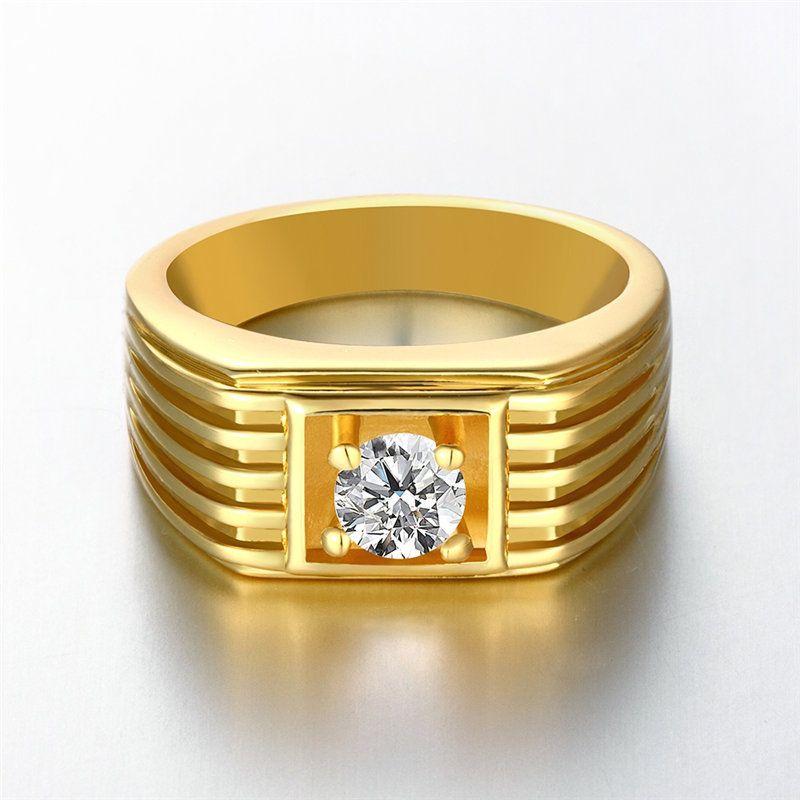 Pin On Gold Ring For Men Jewellery For Men Wwwmenjewellcom