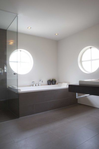 Designa | Fotocases | Jaren 30 villa Hilversum - badkamer inspiratie ...