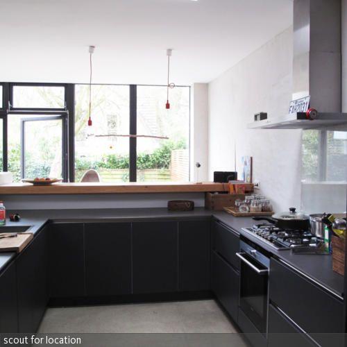 Küche, Küchen In U Form