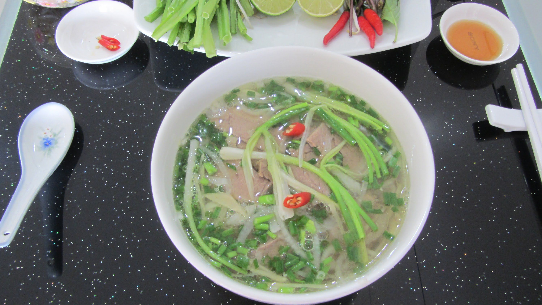 Как приготовить вьетнамский суп фо