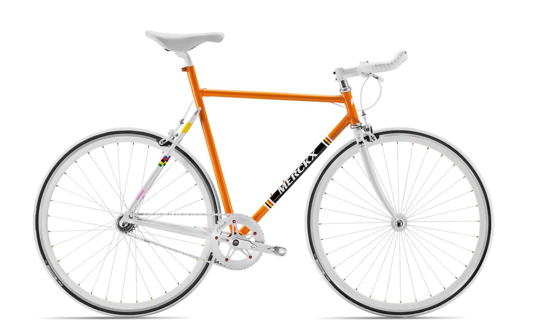 Eddy Merckx Umx Fixed Gear My Newest Bike