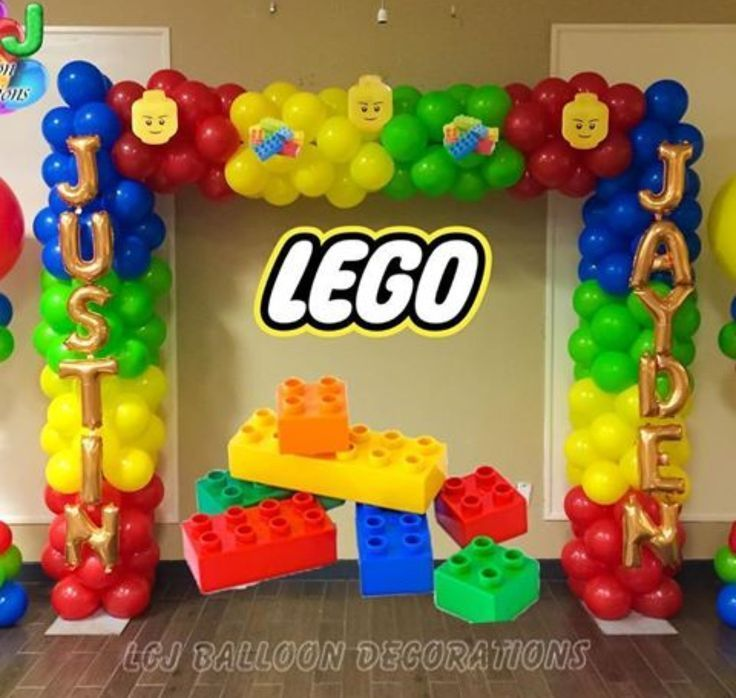 Lego Party Ideas | Lego Ideas | Pinterest