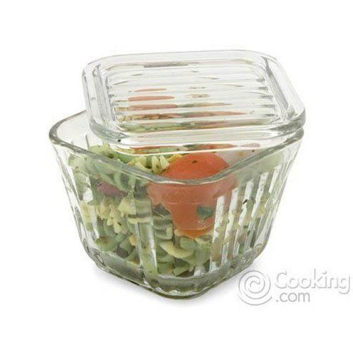 Anchor Glass Refrigerator Storage Container 2 Cup Capacity Sold In Packs Of 4 By Anchor Hockin Refrigerator Storage Glass Refrigerator Glass Lunch Containers