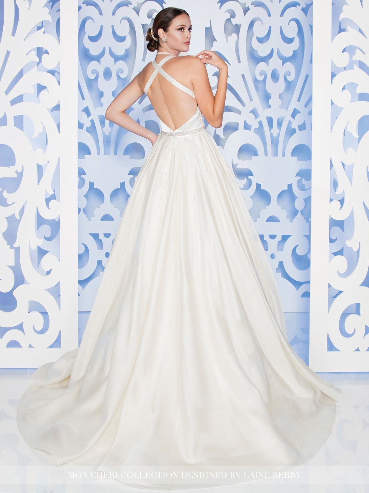 Unique wedding dresses spring martin thornburg ball gowns