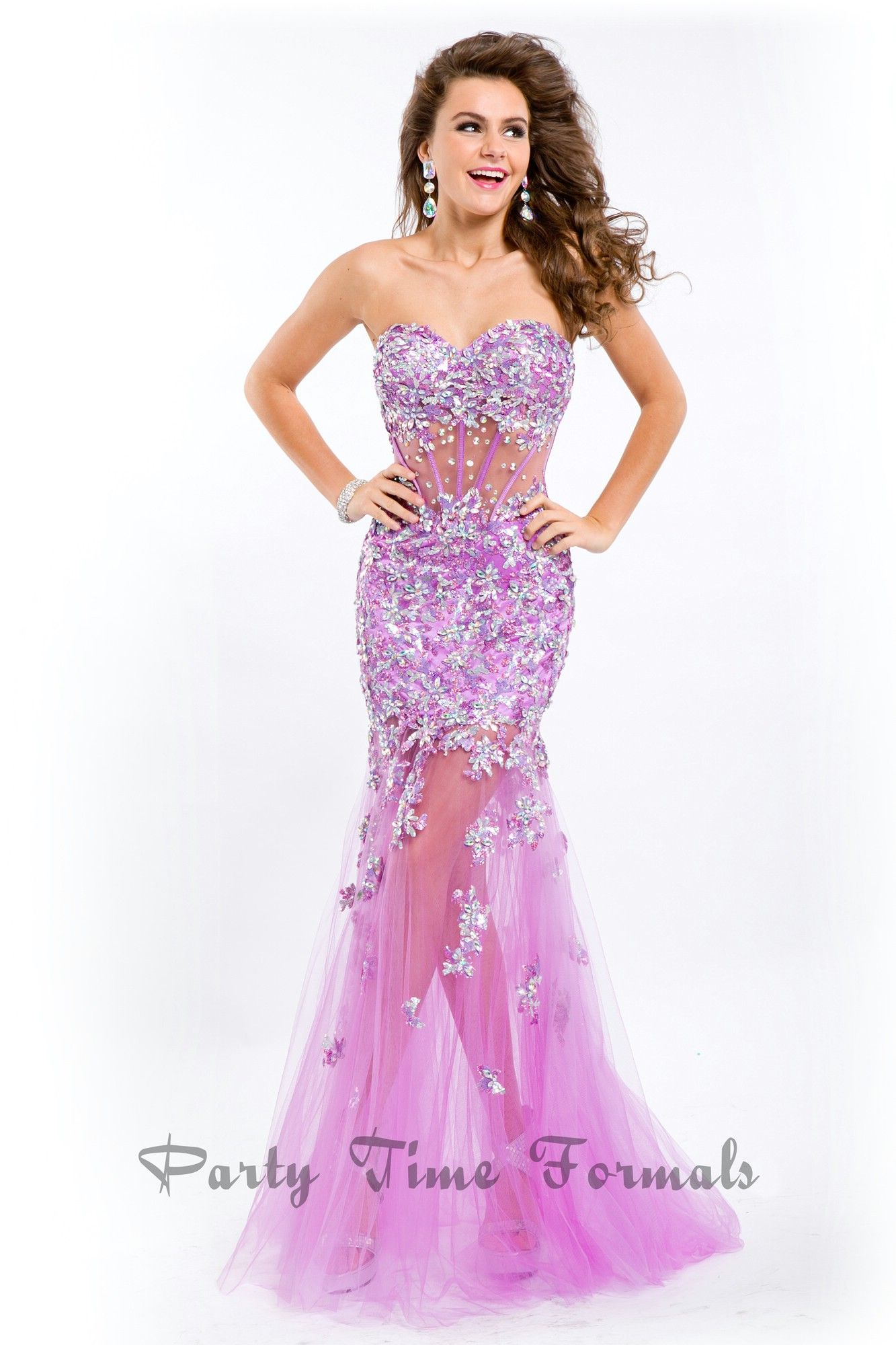 prom dresses 2014 | Party Time 2014 Prom Dress Style 6465 | dresses ...