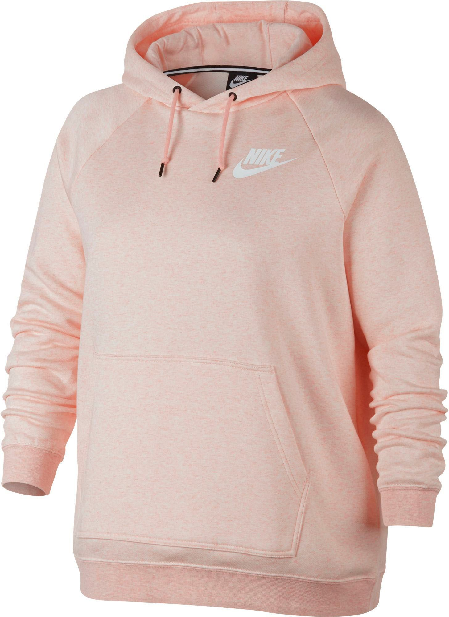 1663a742ab9d Nike Women s Plus Size Sportswear Rally Hoodie in 2019