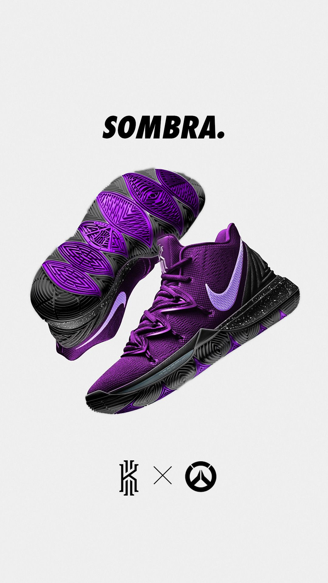 best loved b463e 116b6 Nike Kyrie 5 X Overwatch Concepts on Behance