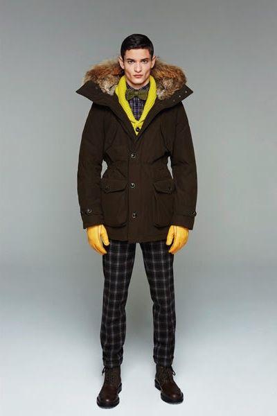 Henry Cottons Autumn/Winter 2014