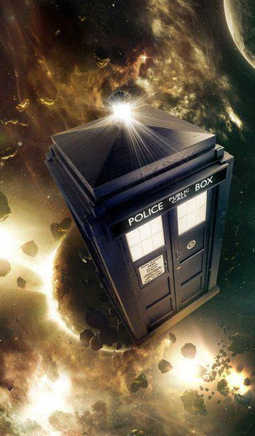 Tardis Cell Phone Wallpaper The Doctor