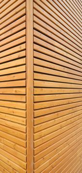 For your landscaping, solid wood paneling …- P …